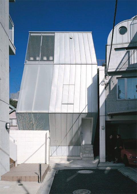 Small House By Kazuyo Sejima  Sanaa  Kazuyo Sejima -5455