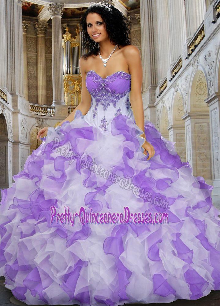 Best 25+ Purple quinceanera dresses ideas on Pinterest ... White And Purple Quinceanera Dresses