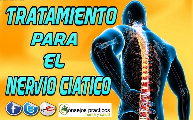tratamiento para el nervio ciatico  QUE ES EL NERVIO CIATICO