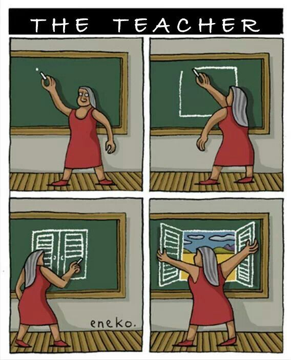 Teaching is opening a window enseigner c 39 est ouvrir une fen tre bien etre pinterest for Fenetre en espagnol
