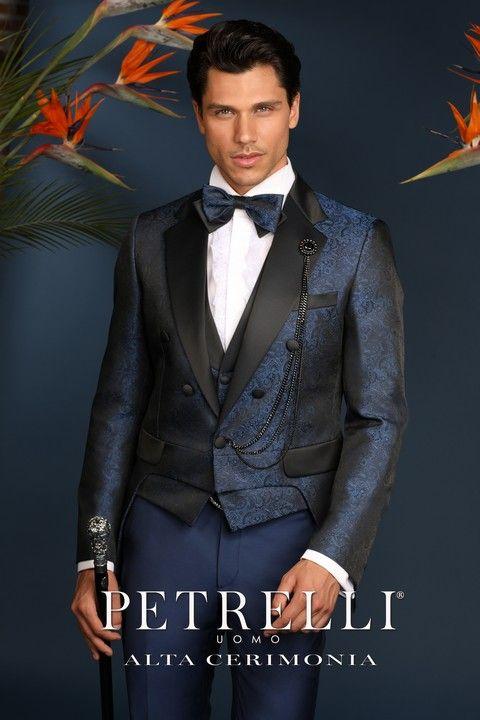 d3f1582cf8a2 Luxusný pánsky oblek svadobny salon valery