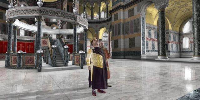 Η Αγία Σοφιά σε… Virtual Reality