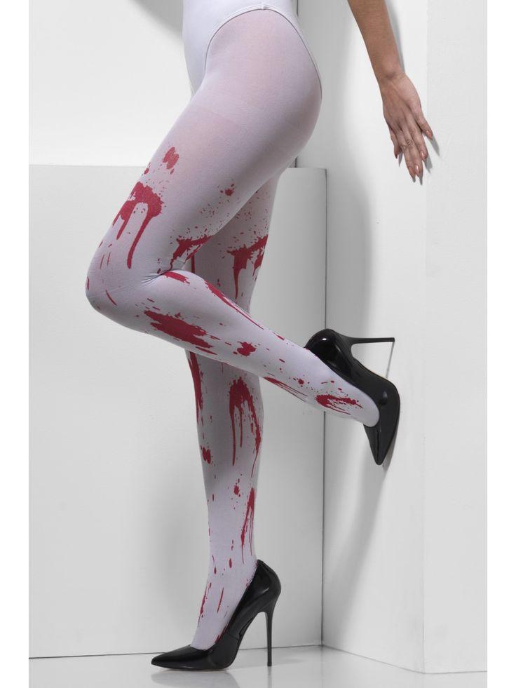 Veriset sukkahousut.