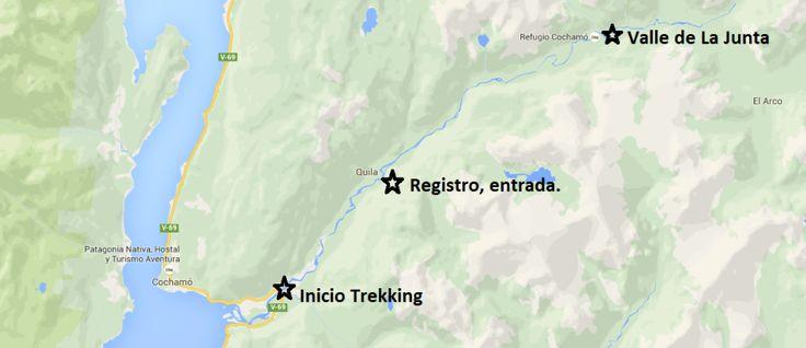 mapa-cochamo-trekking-la-junta-voyhoy