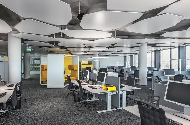 Inteligentne oświetlenie biura