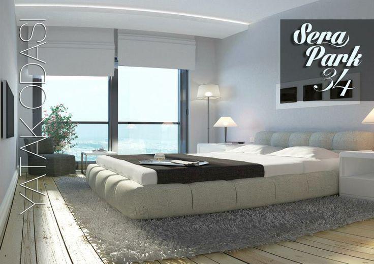 SeraPark 34  Yatak Odası