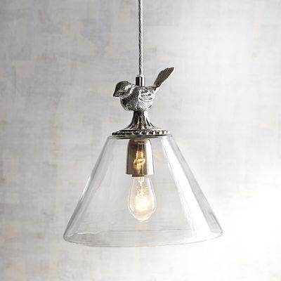 378 best lighting and ceiling fans images on pinterest bottle bird pendant aloadofball Gallery