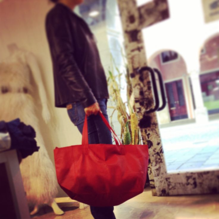 JDK bags and more red shopper❤️