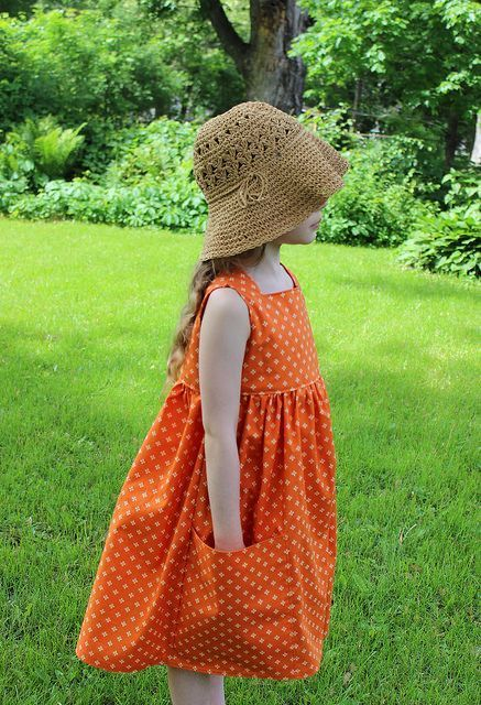 Polka Dot Sun Dress