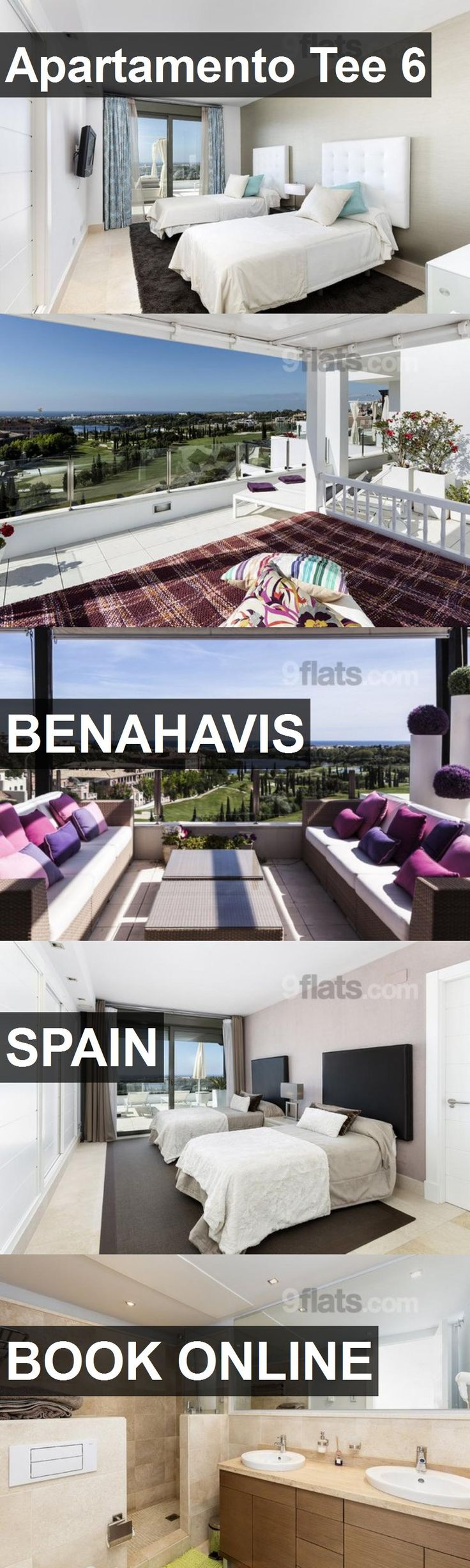 Hotel Apartamento Tee 6 in Benahavis, Spain. For more information, photos, reviews and best prices please follow the link. #Spain #Benahavis #travel #vacation #hotel