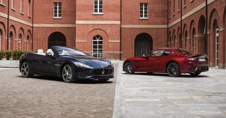 Facelifted Maserati GranTurismo To Set UK Customers Back £94,285 #Maserati #Maserati_GranCabrio