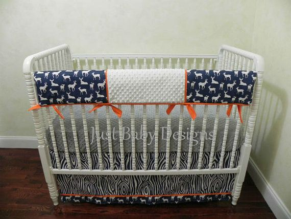 Baby Bedding Crib Set Cord