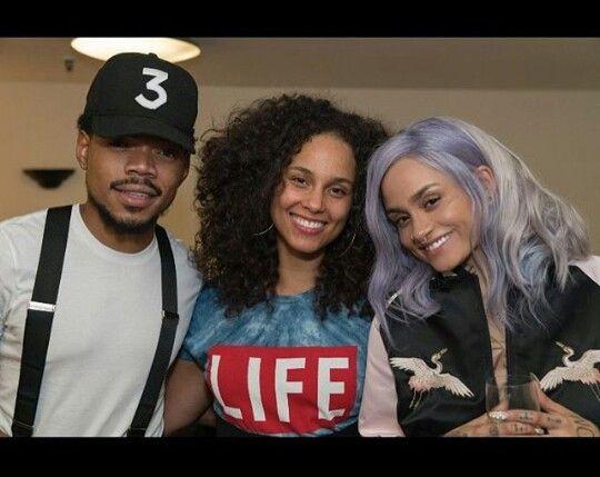 Kehlani w/ Chance The Rapper & Alicia Keys