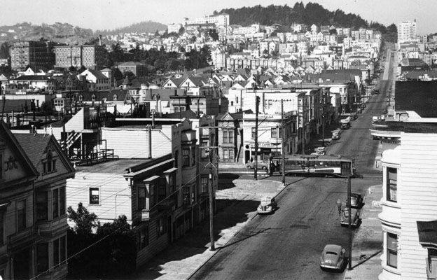SF Filmore 1945