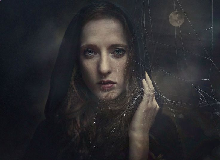JD Special Effects: Spider Web Overlays | Jessica Drossin
