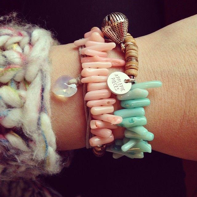 Applepiepieces summer 2014 #trend #pastel http://applepiepieces.com/shop/nl/