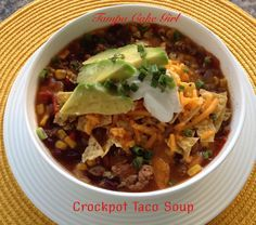 I love soup. I love anything Mexican to eat. This is an easy recipe to make and leftovers are so wonderful the day or two after. I have frozen this and it freezes and reheats well. This is one of m...