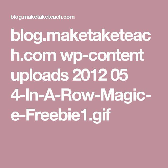 blog.maketaketeach.com wp-content uploads 2012 05 4-In-A-Row-Magic-e-Freebie1.gif
