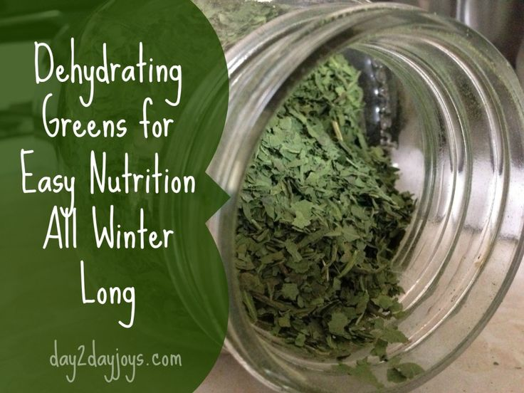 Dehydrated Chard: Easy Greens All Winter!