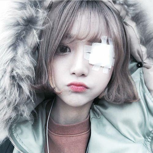 Girl Asian sweet