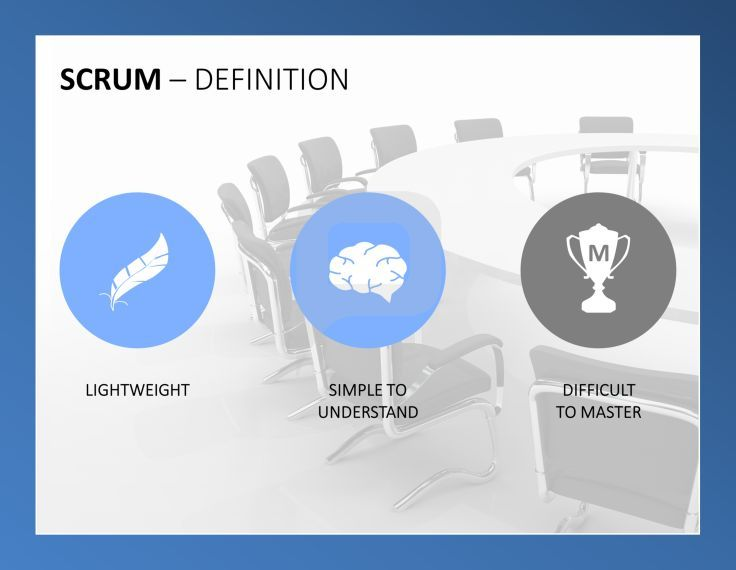 68 best SCRUM // POWERPOINT TEMPLATES images on Pinterest | Project ...