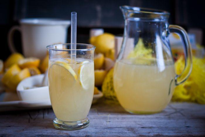 Sweet Pixel: Vanilková citrónová vodka