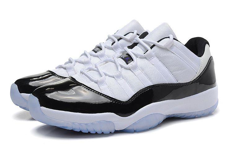 "Men's Air Jordan 11 Low ""Georgetown"""