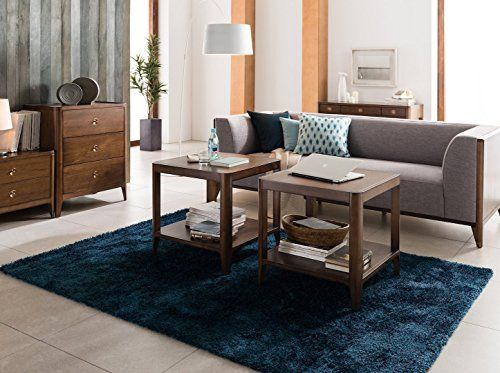 Handmade Furniture Walnut End Table Side BQ Line Click Image For More