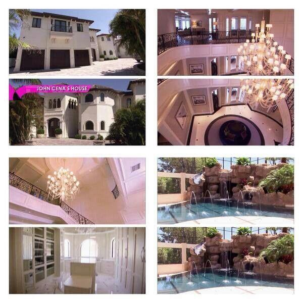 John Cena's House My Dream Home!