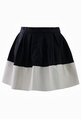 Tendencias de Faldas Cortas: