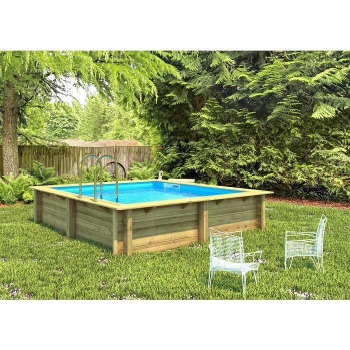 17 meilleures id es propos de liner piscine sur for Piscine bois liner sable