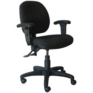 Zodiac Mid Back Task Chair (With Arms)