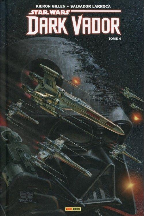 Star Wars - Dark Vador (Panini Comics - 100% Star Wars) -4- En bout de course