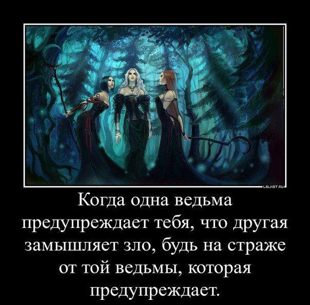 Типичная Ведьма
