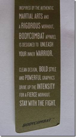 BODYCOMBAT - the REAL deal!