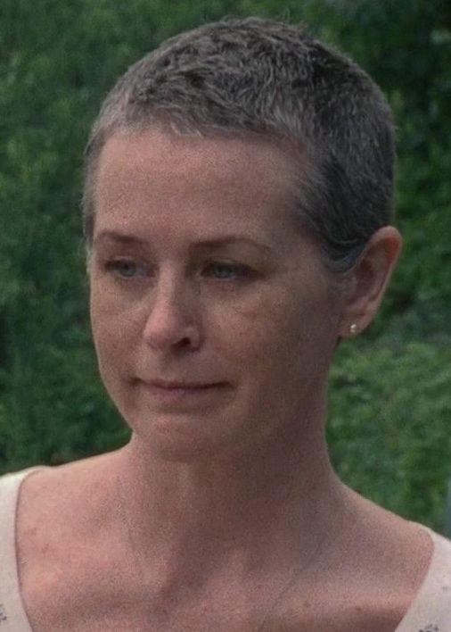 Traveliztera: RANDOMLY ENTERTAINING!: Carol's Real Secret Job Before She Met The Walking Dead Group