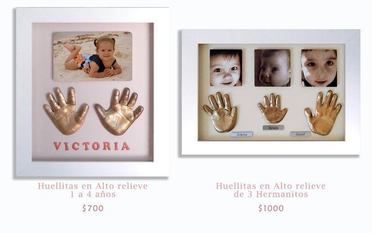 Image result for piecitos de bebe en alto relieve