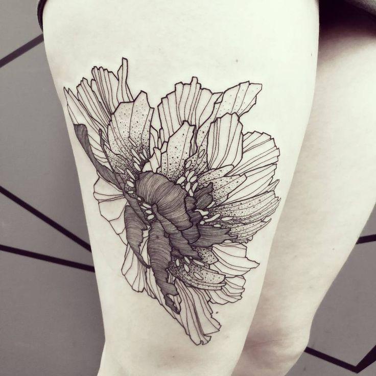 Wild Flower!   Done @noircharbon - Mons - Belgique !    #wildstyleflower #wildflower #flowerstattoo  #fleur #tatouagedefleur #tatoueur #tattooer #tattooer #tattooartist #tattooart #tattoodesign #artistetatoueur #inkedbyguet #design #dotwork #dotworker #dotworktattoo #designtattoo #guet #graphism #graphictattoo #blackwork #blacktattoo #blackworker #blacktattooart #sorrymummytattoo #noircharbon #noircharbontattoo #tattrx #tttism