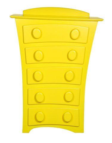 YELLOW fun dresser