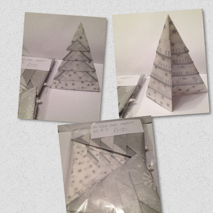 A personal favourite from my Etsy shop https://www.etsy.com/uk/listing/252442817/prefolded-christmas-paper-napkins
