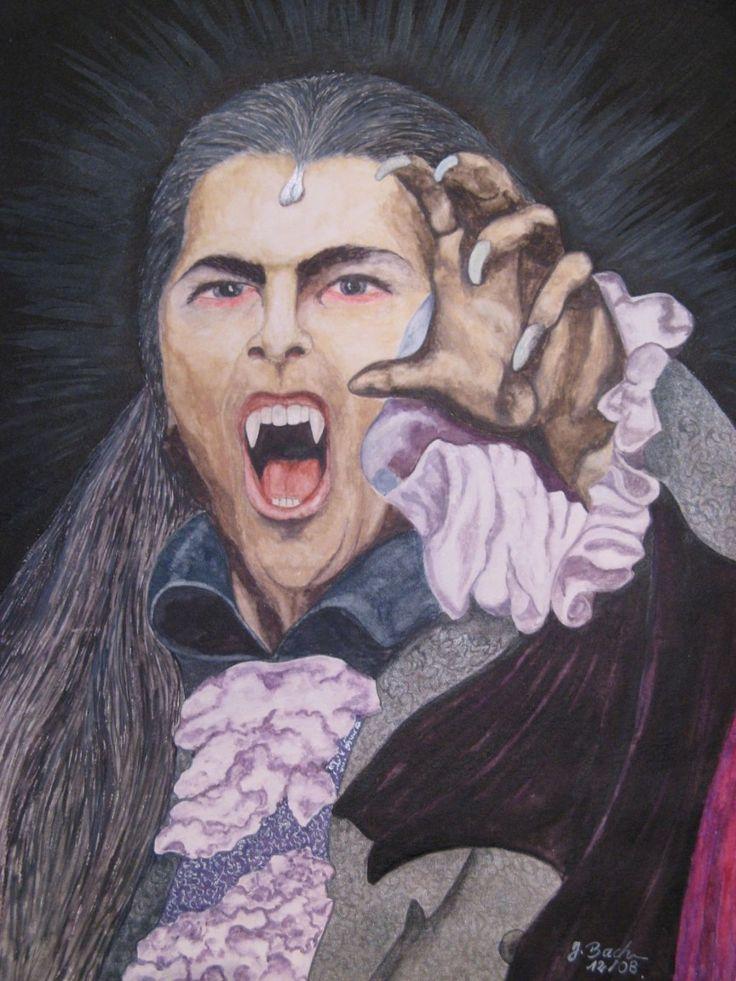 Graf Krolock aus dem Musical Tanz der Vampire - Jutta Bachmann