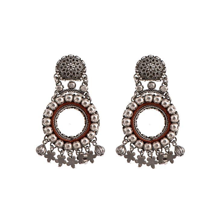Sahara Ellington Earrings | Ayala Bar Indigo Collection – Summer 2016