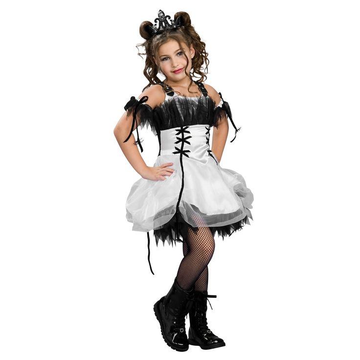 kid balerinas   Gothic Ballerina Child Costume - Kids ...