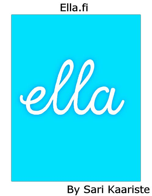 Ella.fi, kasvatus, lasten kaverit