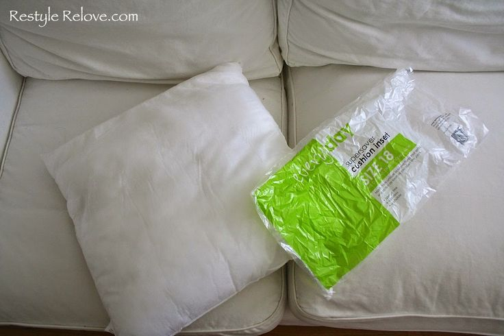 How To Restuff Ikea Ektorp Sofa Cushions Cheap Easy And Quick Ektorp Sofa Pinterest
