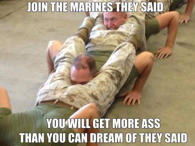 OutOfRegs - Archives | Join The Marines