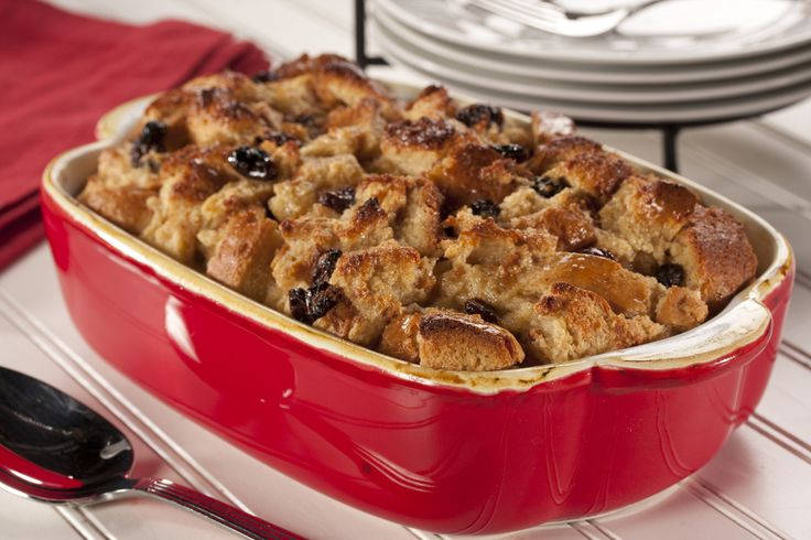 Georgia Bread Pudding | mrfood.com