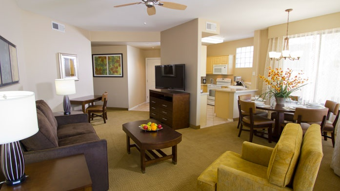 Mirage One Bedroom Tower Suite Image Review