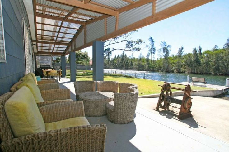 Sussex Inlet waterfront less than $80 per night