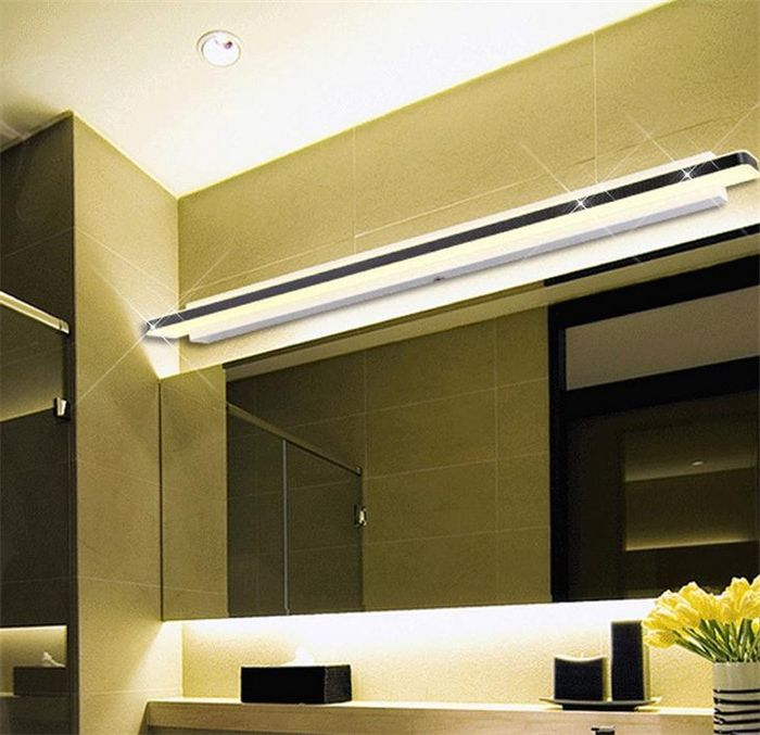 1000 ideas about led mirror lights on pinterest mirror with led lights le. Black Bedroom Furniture Sets. Home Design Ideas